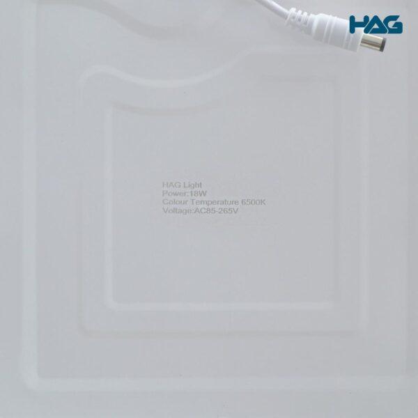 To show HAG panel light