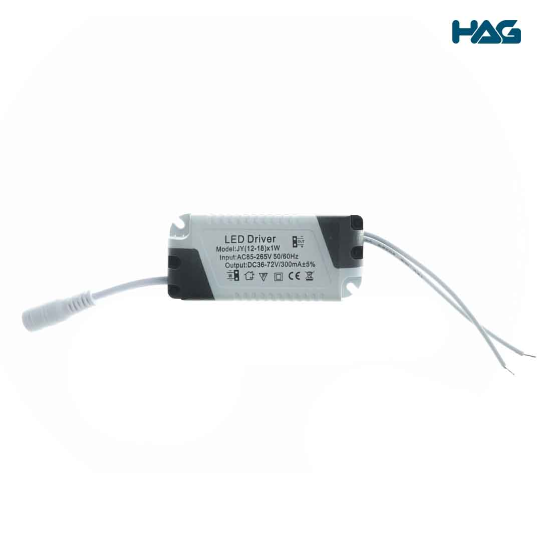 To show HAG panel light driver