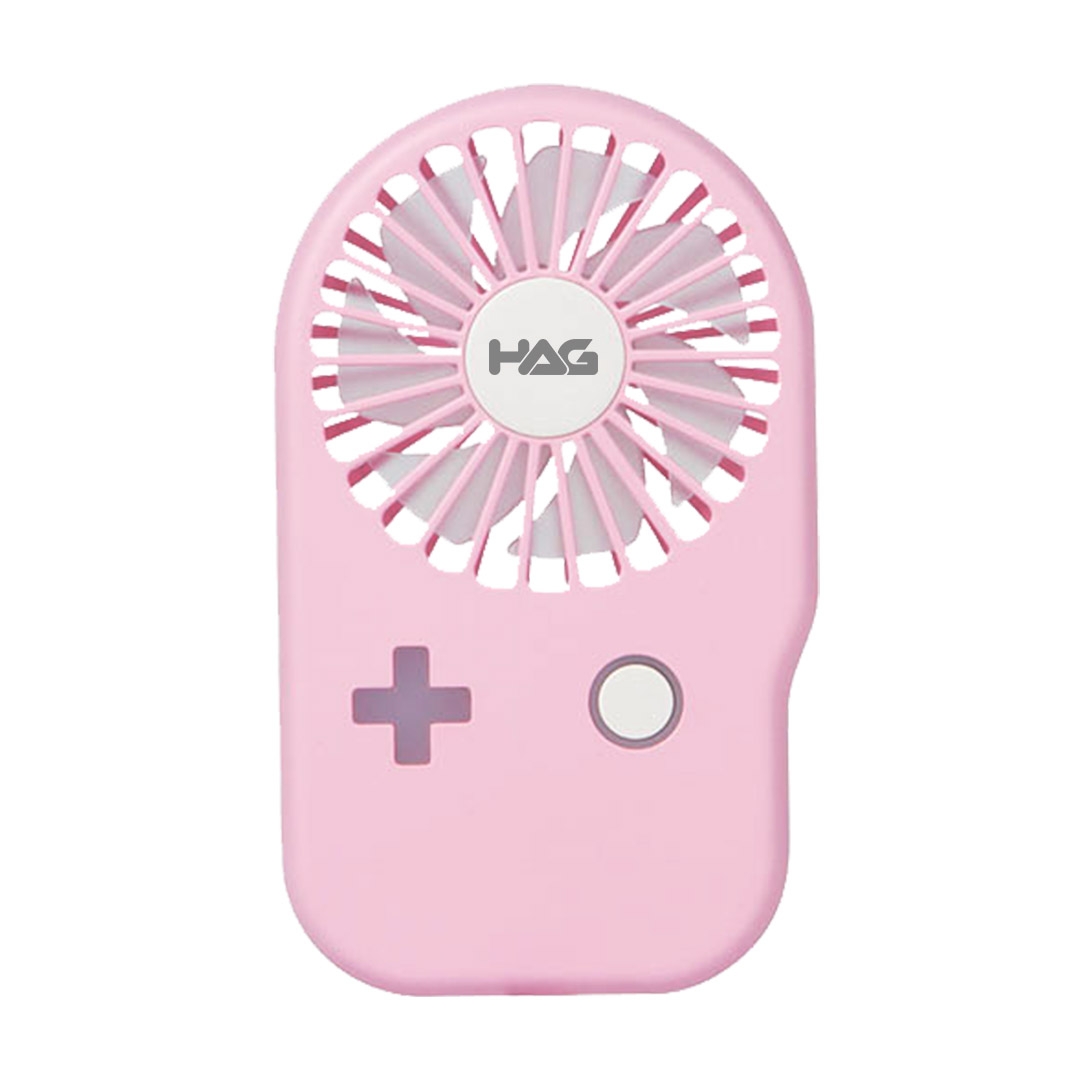To show the Pink colour of the HAG Mini Fan