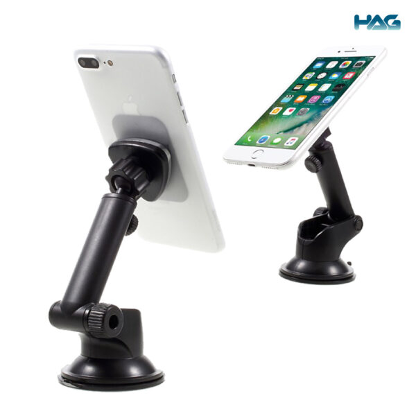 To show both back & front view of the HAG Magnetic phone holder v2