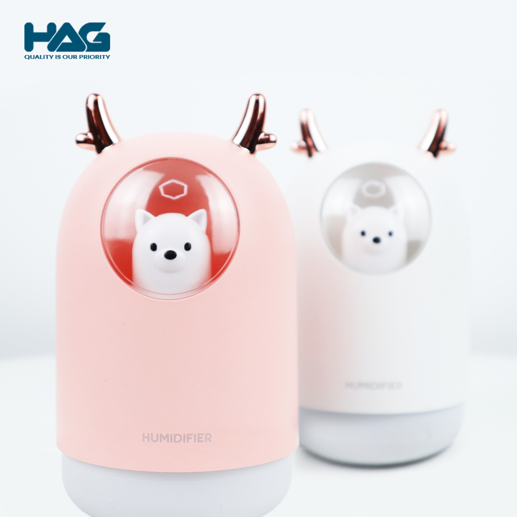 HAG M106 300ml Mini Bear Humidifier