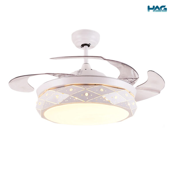 HAG Invisible Blade Ceiling Fan 6033 FEATURE PHOTO