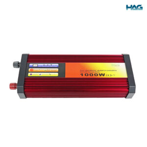 HAG Solar Power Inverter 1000W top front
