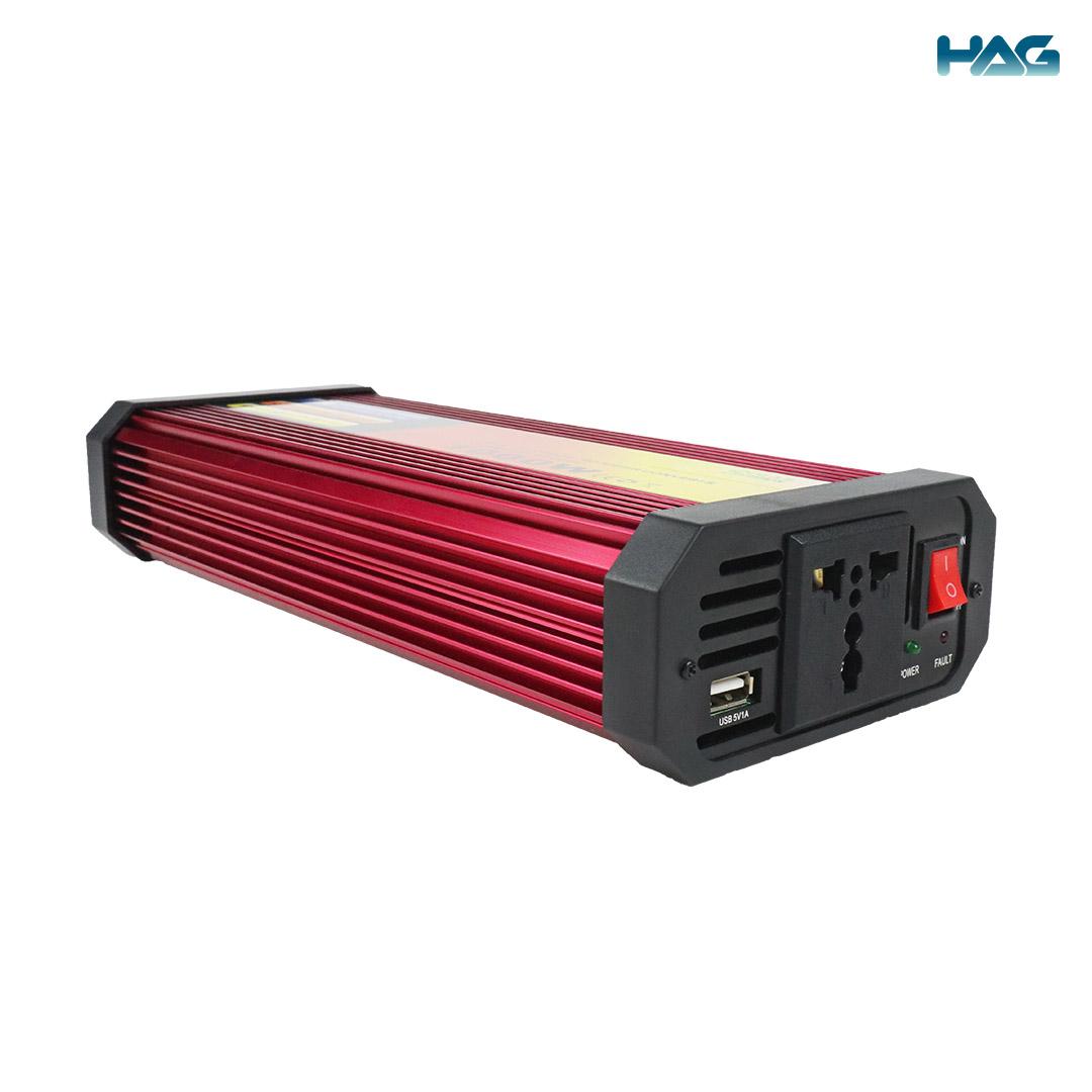 HAG Solar Power Inverter 1000W AC outlet part